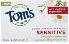 Tom's of Maine Natural Beauty Bar (Sensitive)