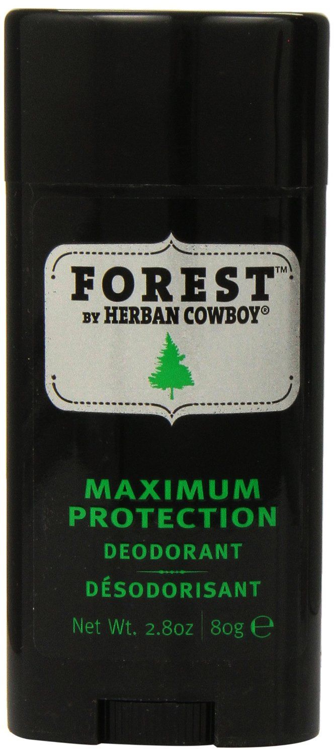 Herban Cowboy Forest Deodorant Maximum Protection