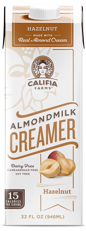 Califia Farms Almond Milk Coffee Creamer