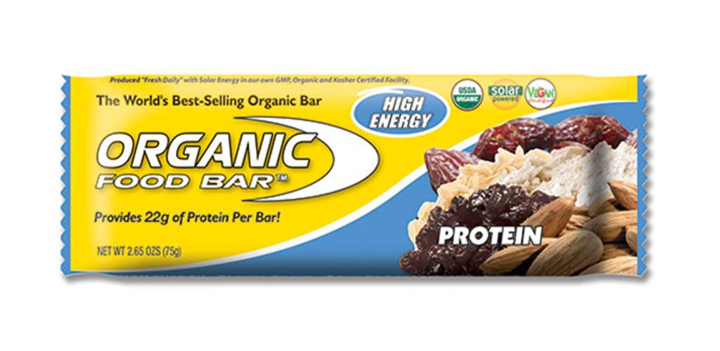 best tasting vegan protein bar brands with high protein