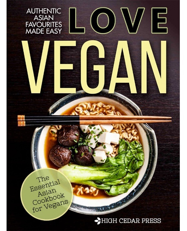 The Essential Asian Cookbook for Vegans