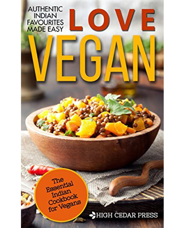 The Essential Indian Cookbook for Vegans