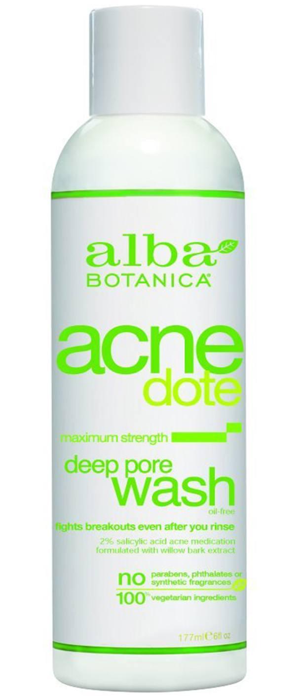Alba Botanica Acnedote, Deep Pore Wash