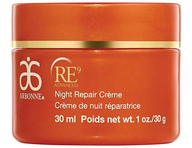 Arbonne Re9 Advanced Night Repair Crème