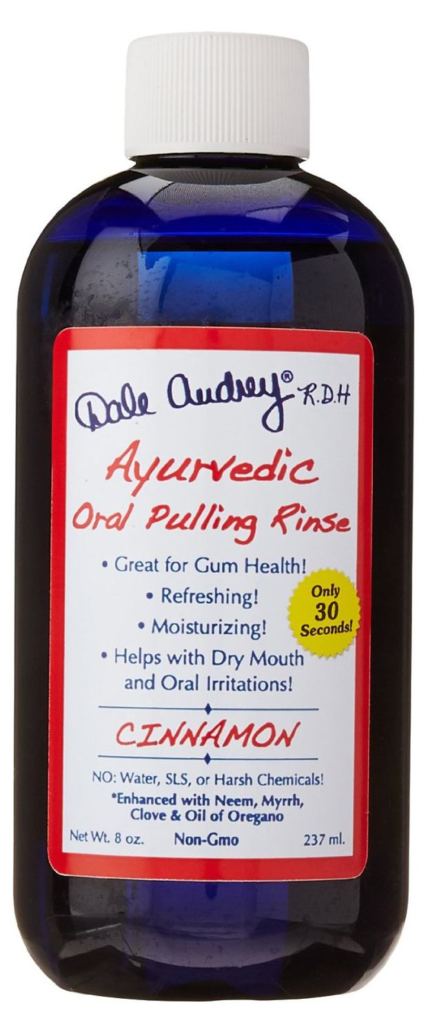Ayurvedic Oral Pulling Rinse By Dale Audrey