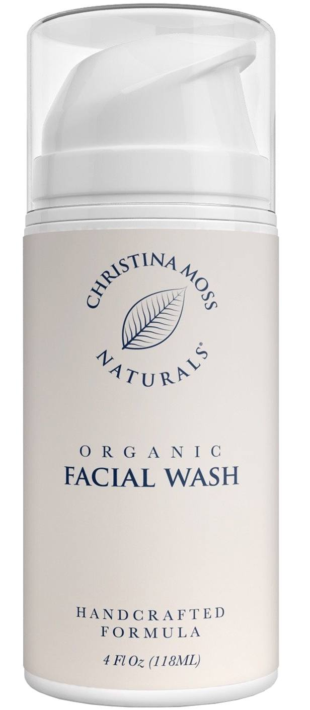 Christina Moss Naturals Organic Face Wash copy