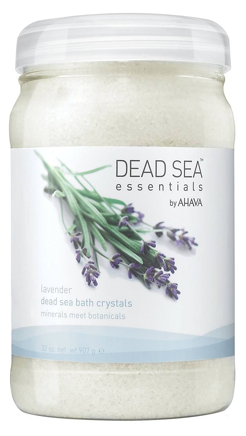 Dead Sea Essentials by AHAVA Calming Lavender Dead Sea Bath Salts