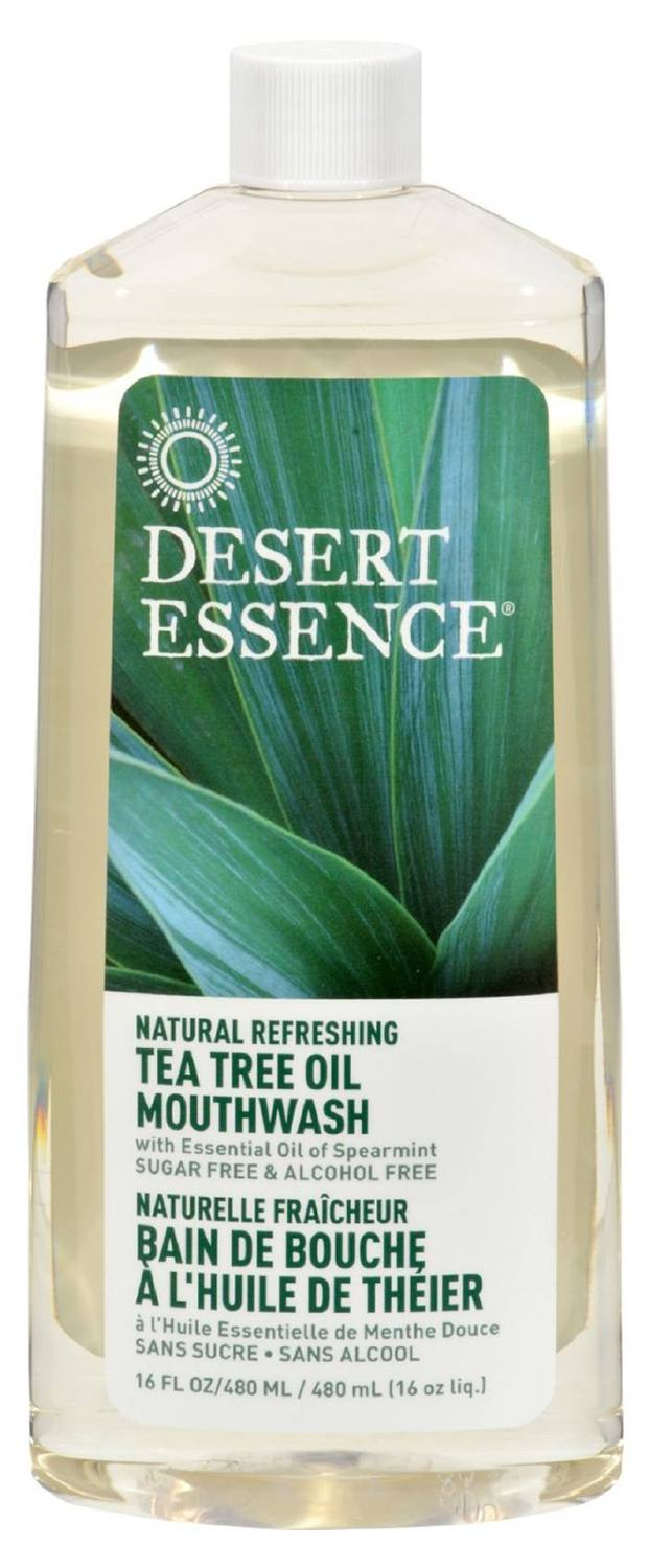 Desert Essence; Tea Tree Oil Mouthwash NEW