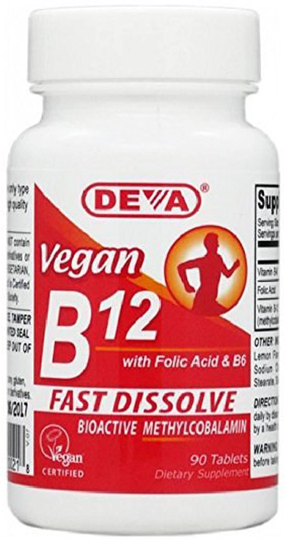 Food High In Vitamin B For Vegans