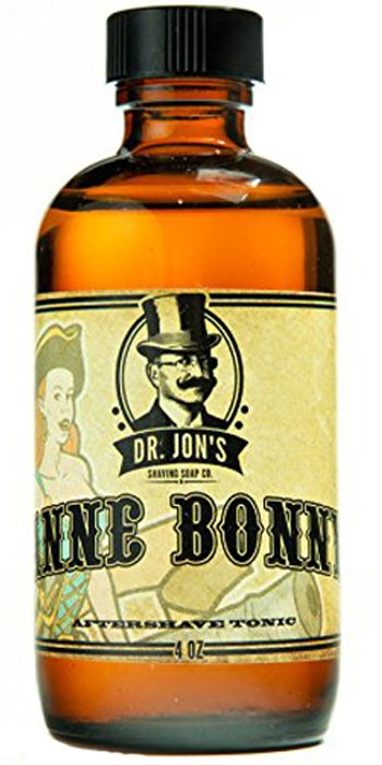 Dr Jon's Anne Bonny Aftershave Tonic