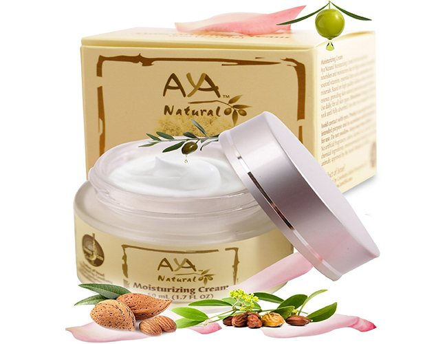 Facial Moisturizer Natural Day Cream