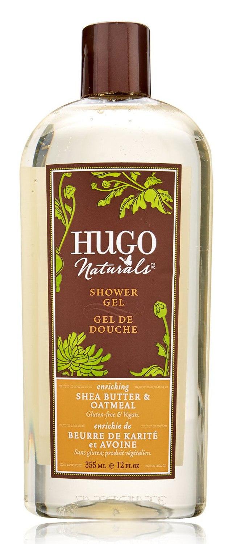 Hugo Naturals Shower Gel