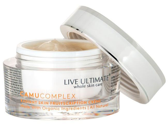 Live Ultimate Camucomplex Radiant Skin