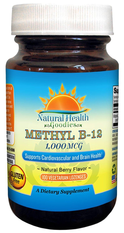 Natural Health Goodies Chewable B12