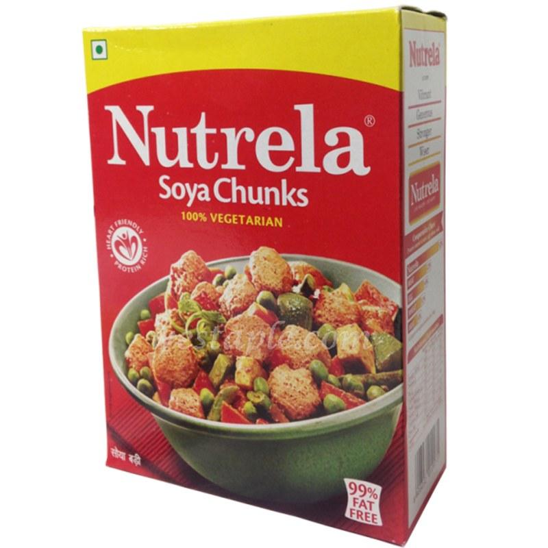 Nutrela Soya Chunk