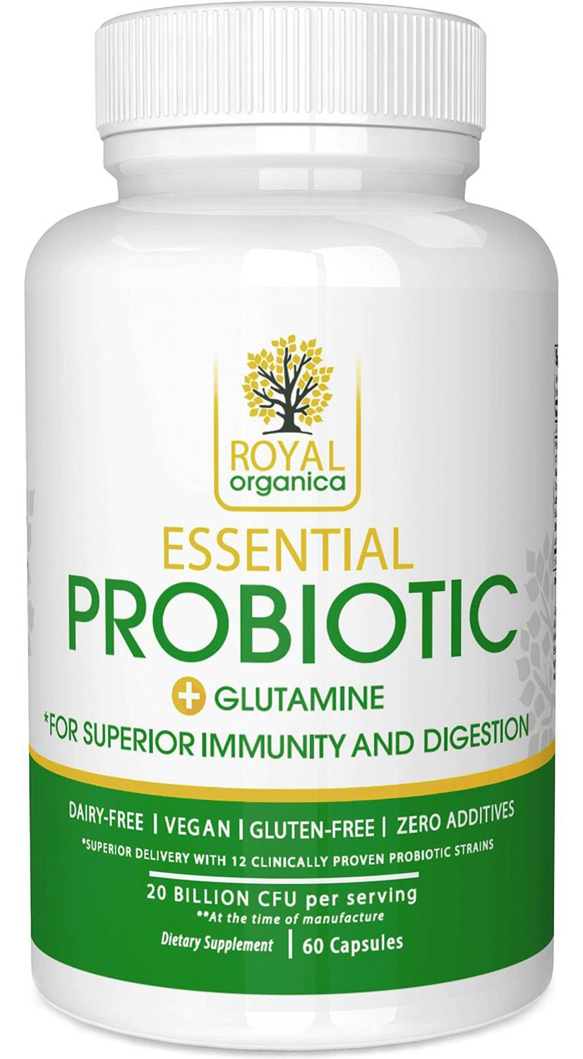The Best Probiotic Foods And Supplements For Weight Loss