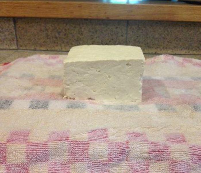 Step 1 - DIY Tofu Press