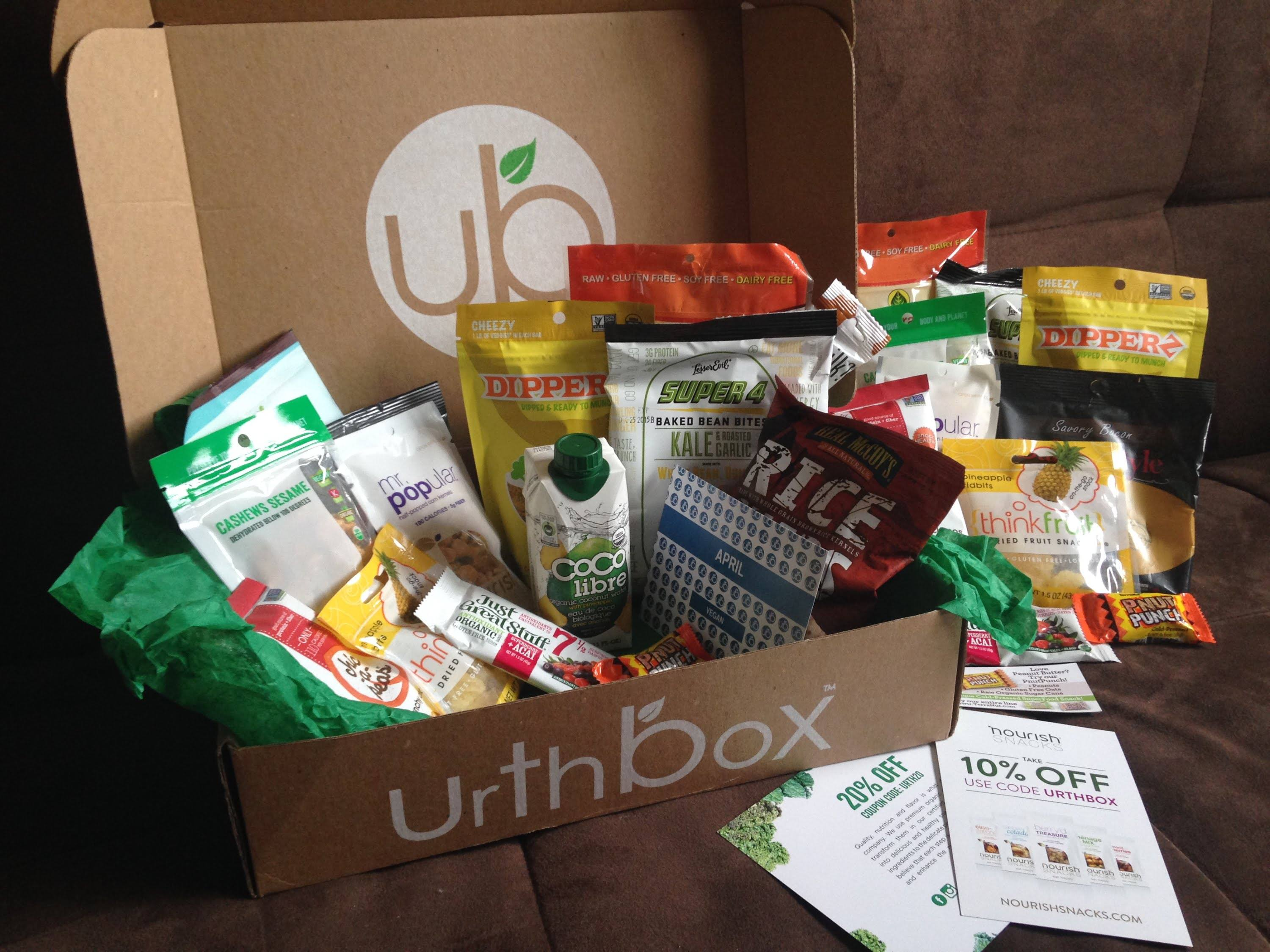 Urth Box Vegan