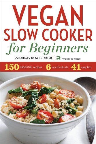 The Vegan Slow Cooker cookbook