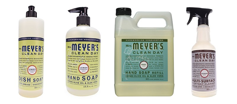 Mrs. Meyer's Multi-Surface Everyday Cleaner, Lavender, 16 Fl Oz
