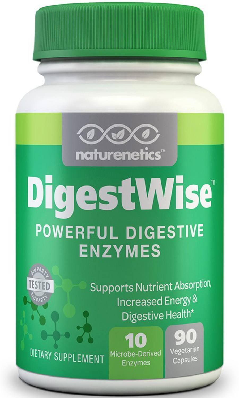 DigestWise Digestive Enzymes