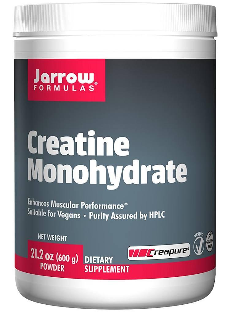 Jarrow Formulas Creatine Monohydrate Powder