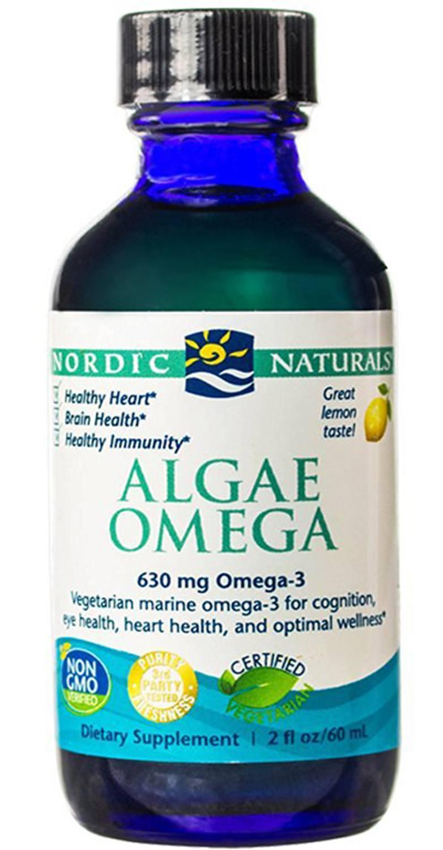 Nordic Naturals - Algae Omega