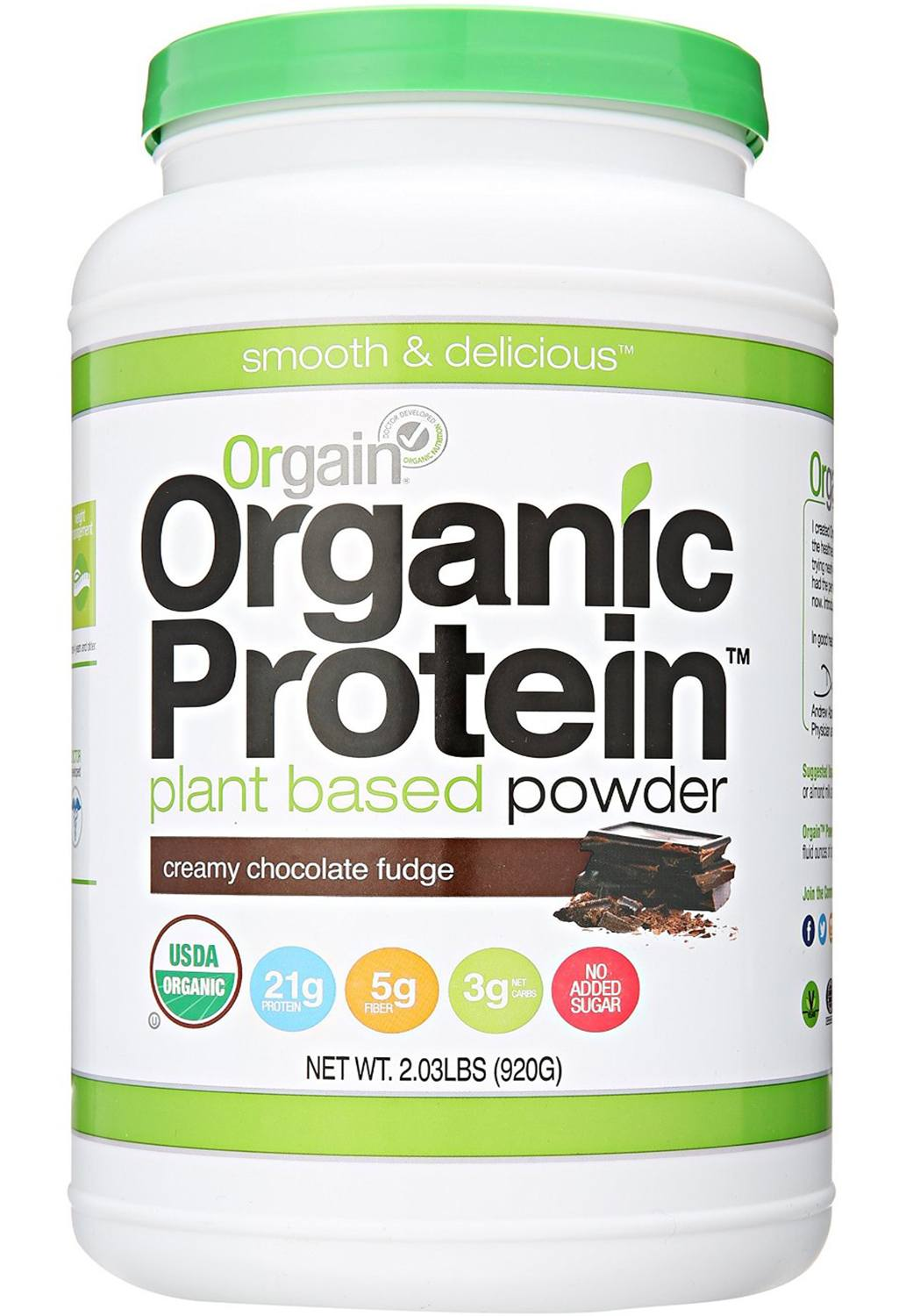 Choosing the Best Vegan Protein Powder (Ultimate Guide)