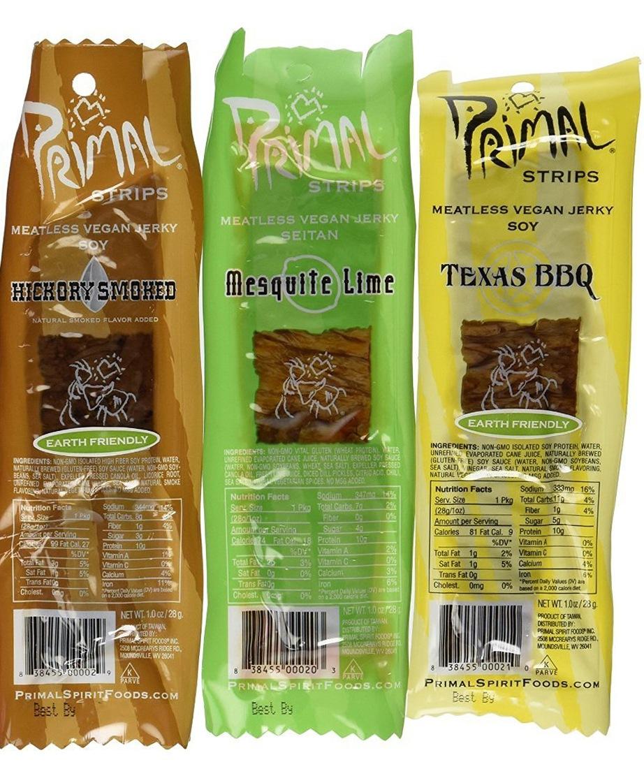 Primal Spirit Foods Primal Strips
