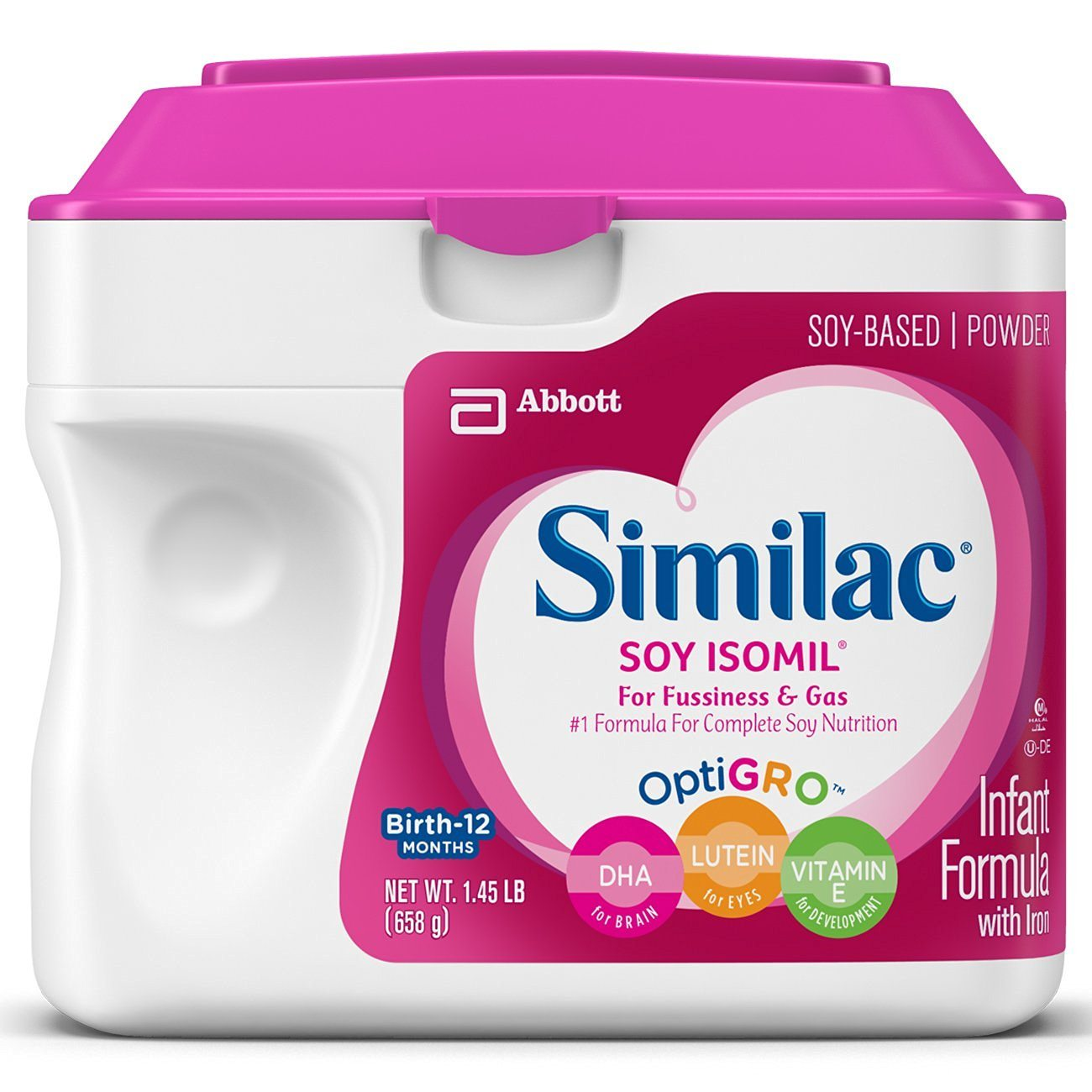 Similac Sensitive Isomil Soy Powder