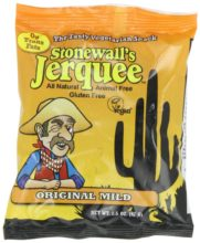 Stonewall's Jerquee - All Natural, Animal Free, Gluten Free