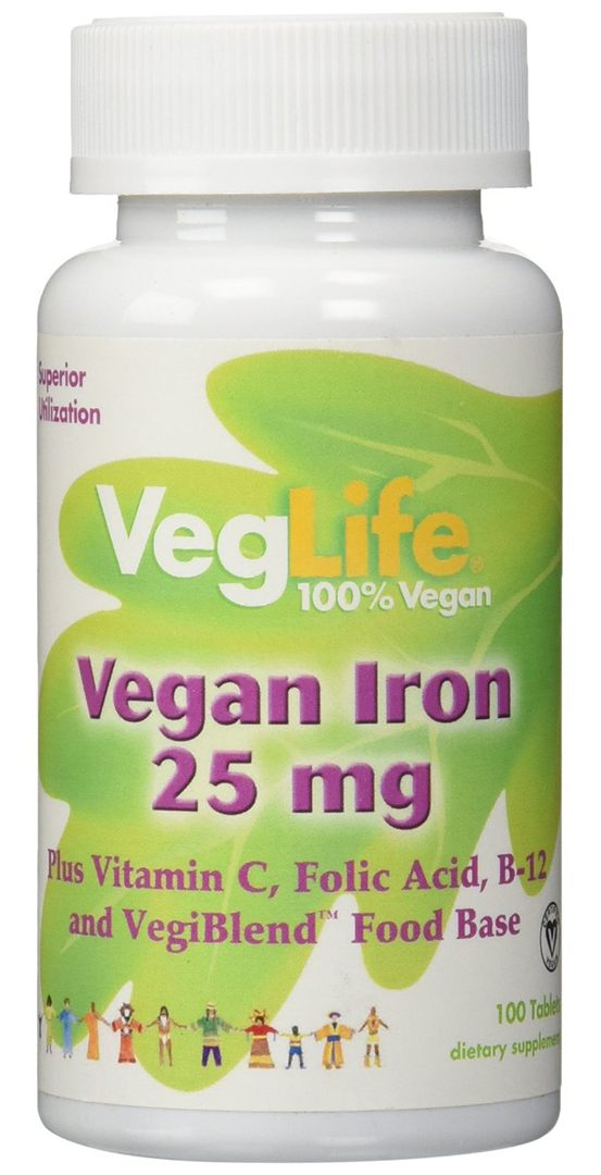 VegLife Veggie Iron