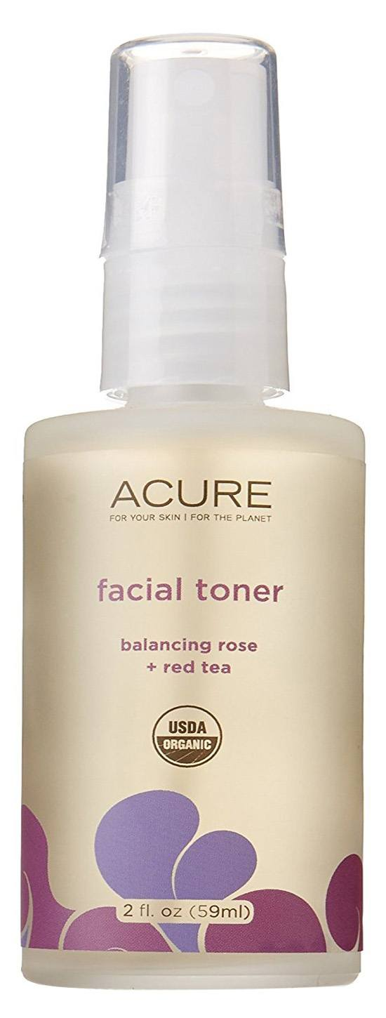 ACURE Toner Rose + Red Tea
