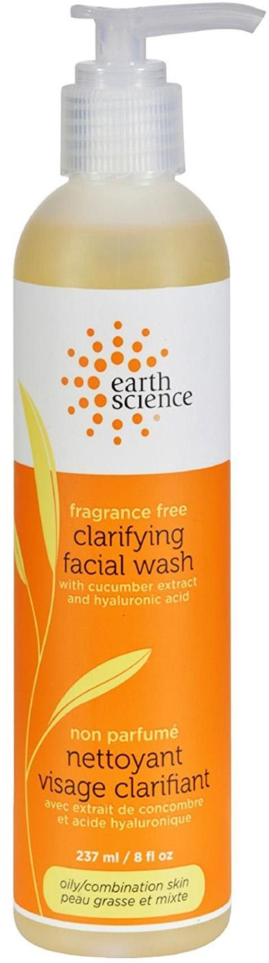 Earth Science Clarifying Facial Wash