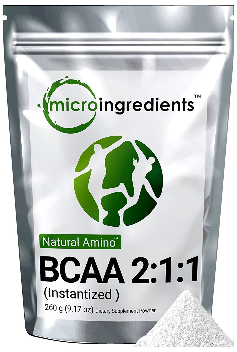 Micro Ingredients Plant-Based Pure BCAA