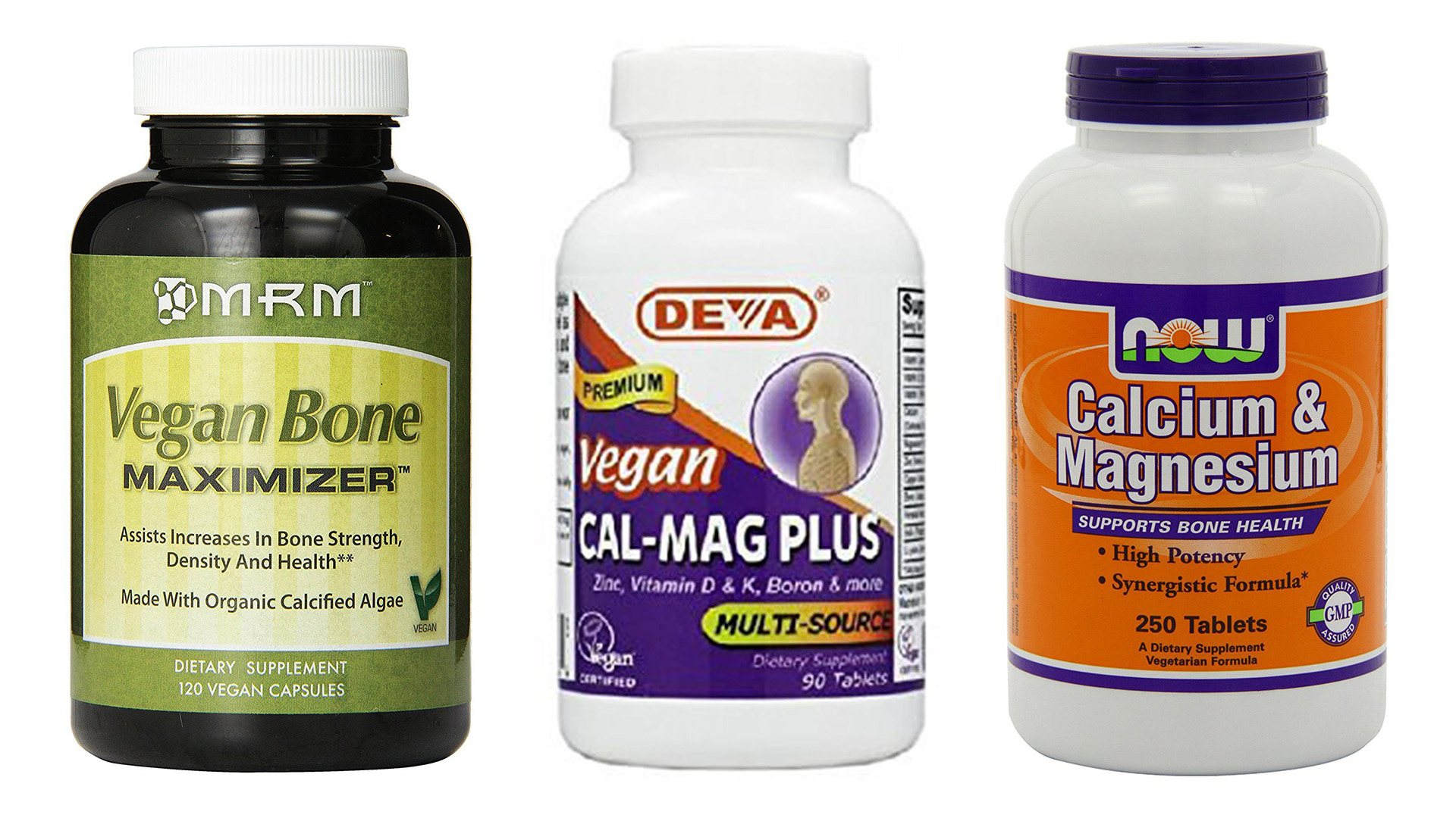 Vegetarian Calcium Supplements