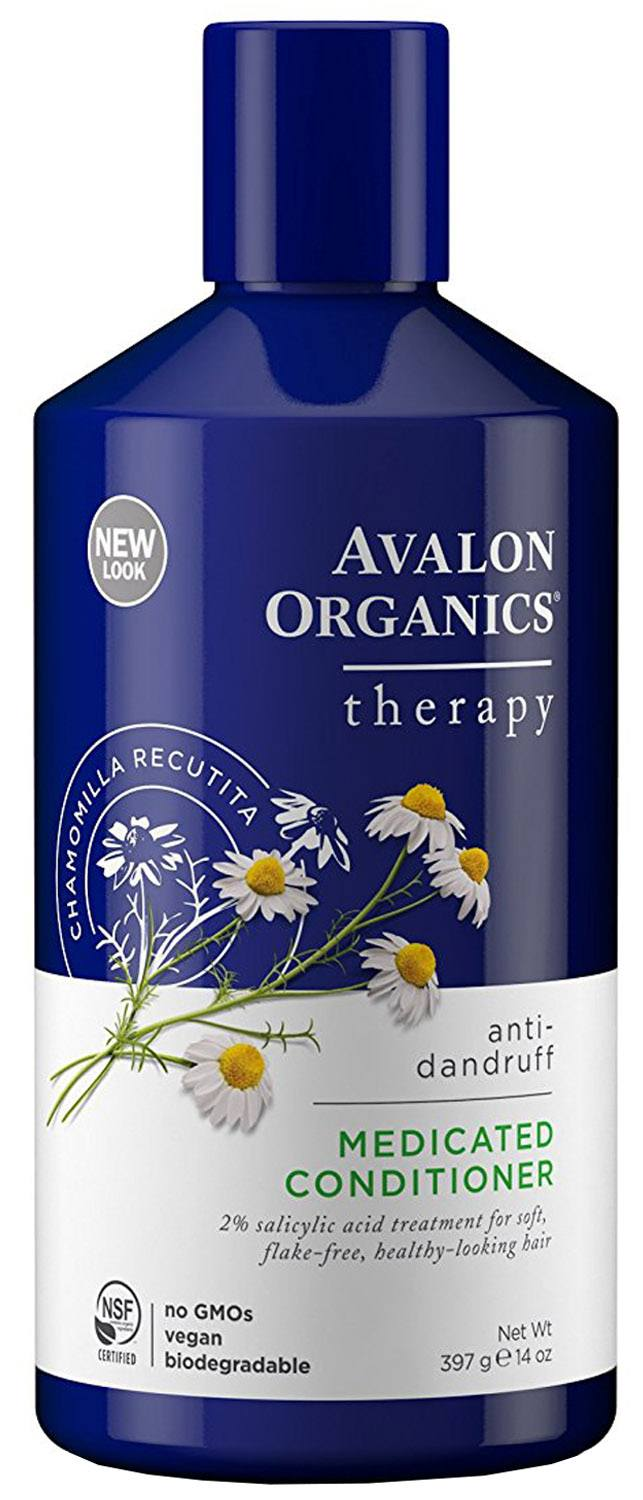 Avalon Organics Anti-Dandruff Itch & Flake Conditioner
