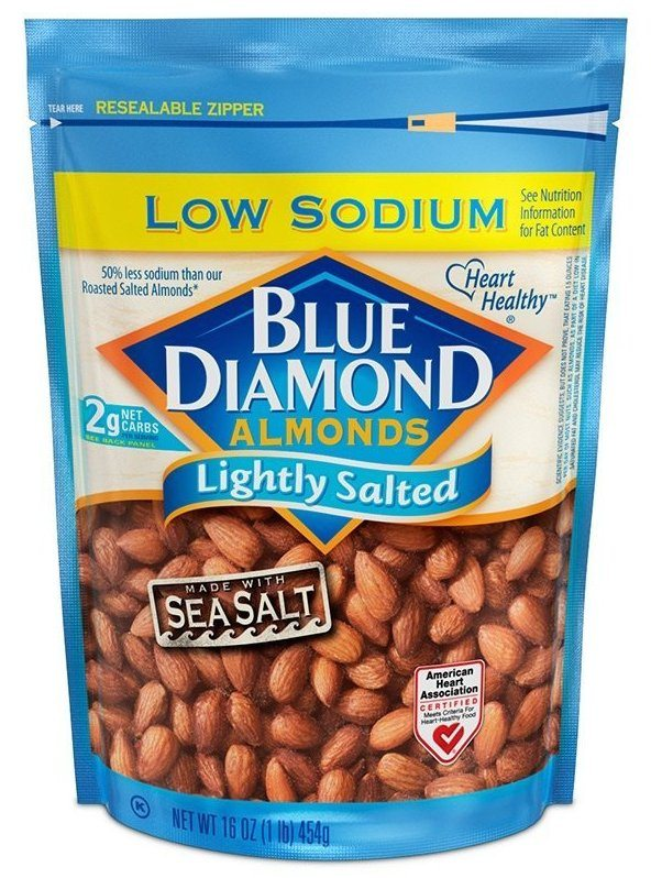 Blue Diamond Gluten Free Almonds