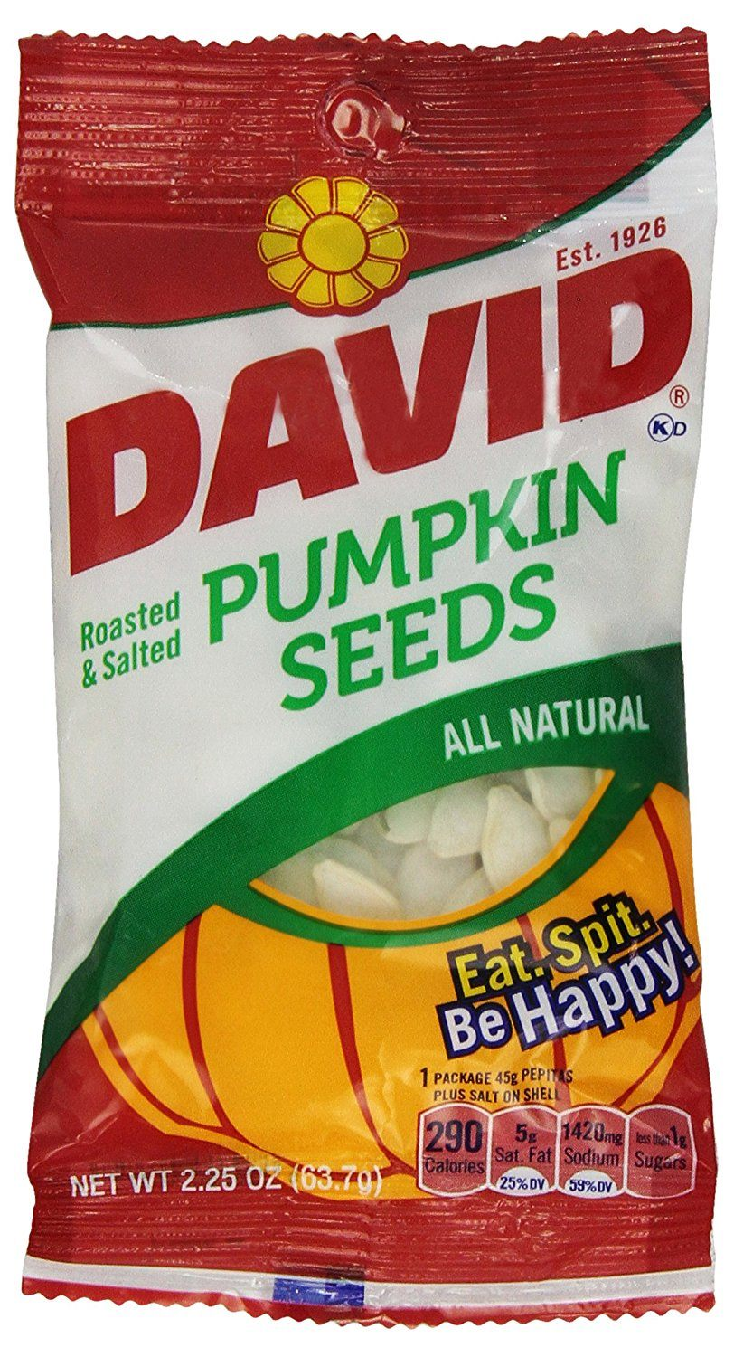 David's Pumpkin Seeds
