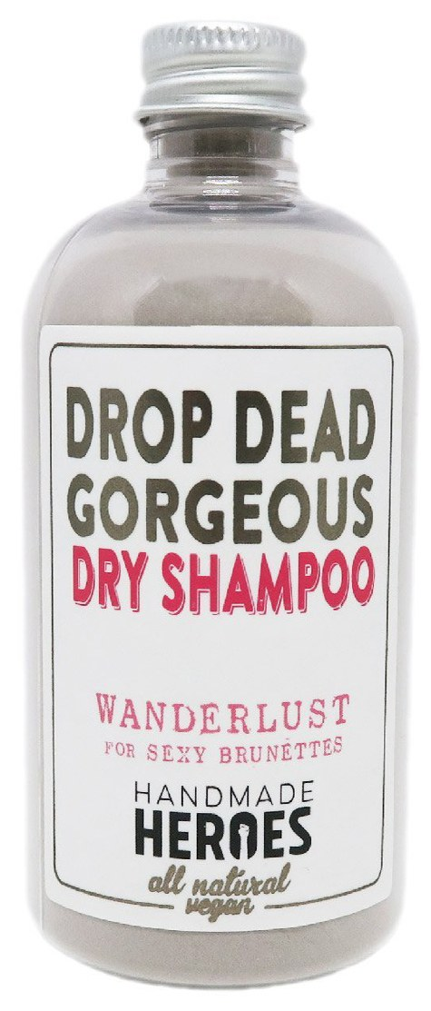 Handmade Heroes All Natural Vegan Dry Shampoo