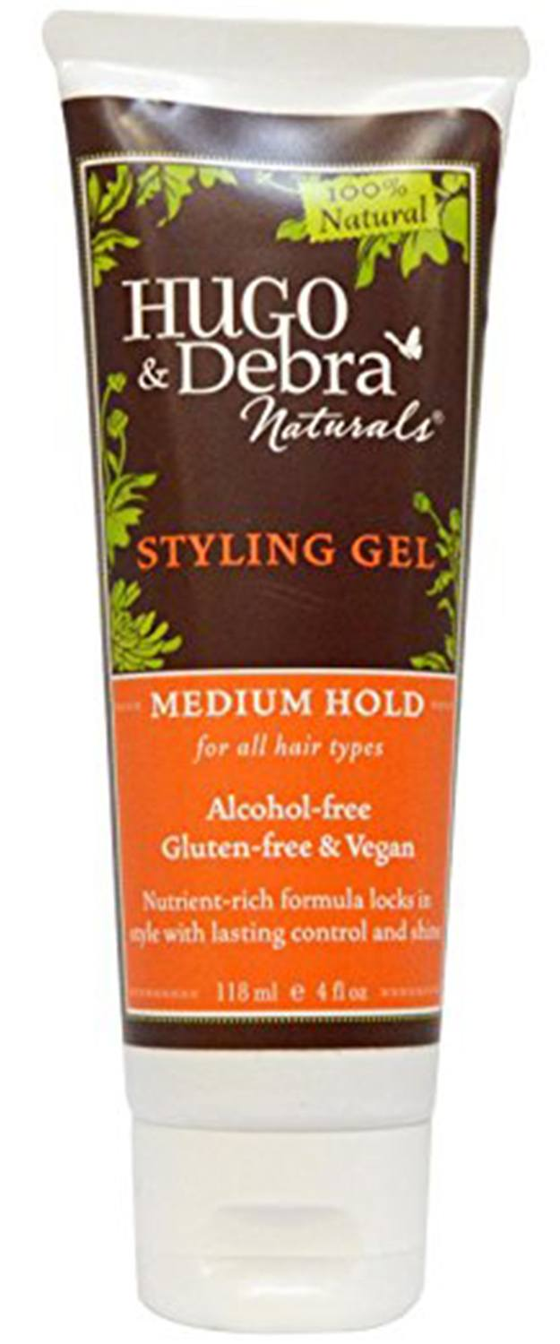 Hugo Naturals - Styling Gel For All Hair Types