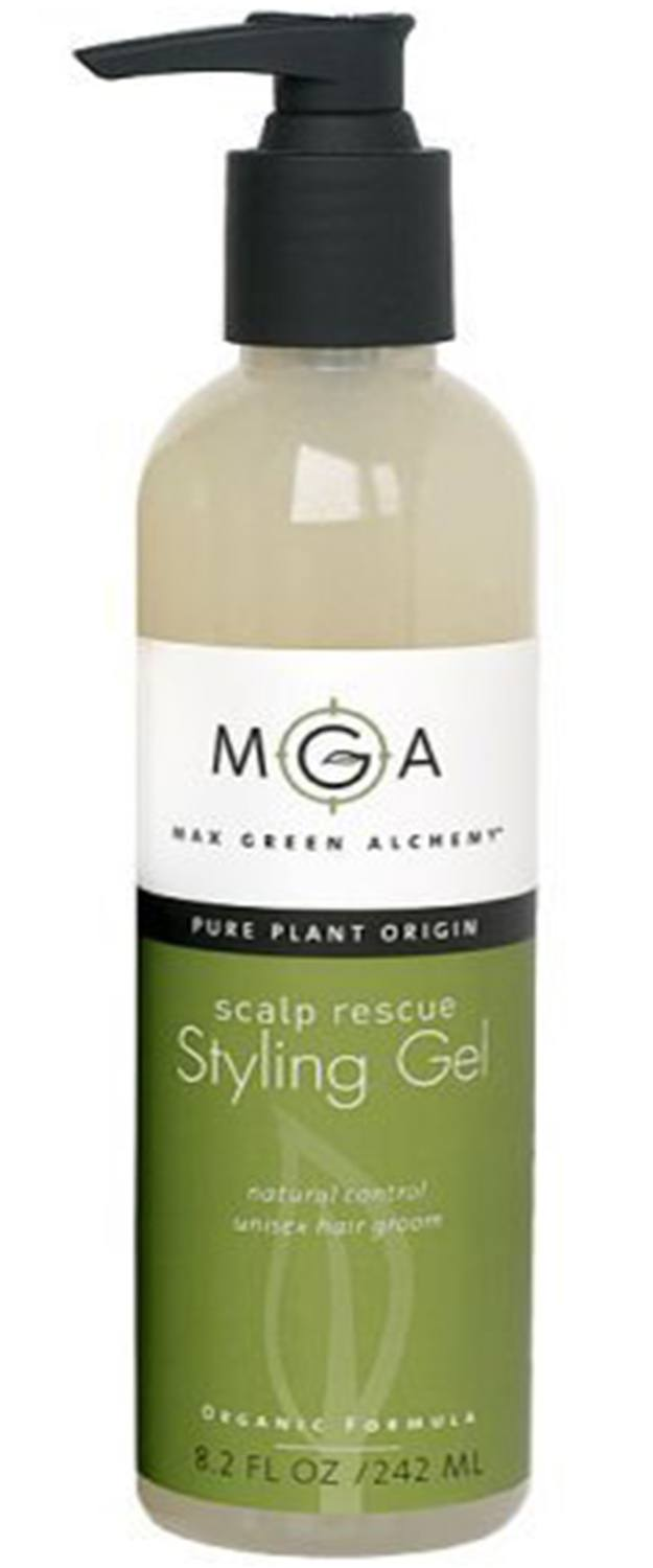 Max Green Alchemy Scalp Rescue Styling Gel