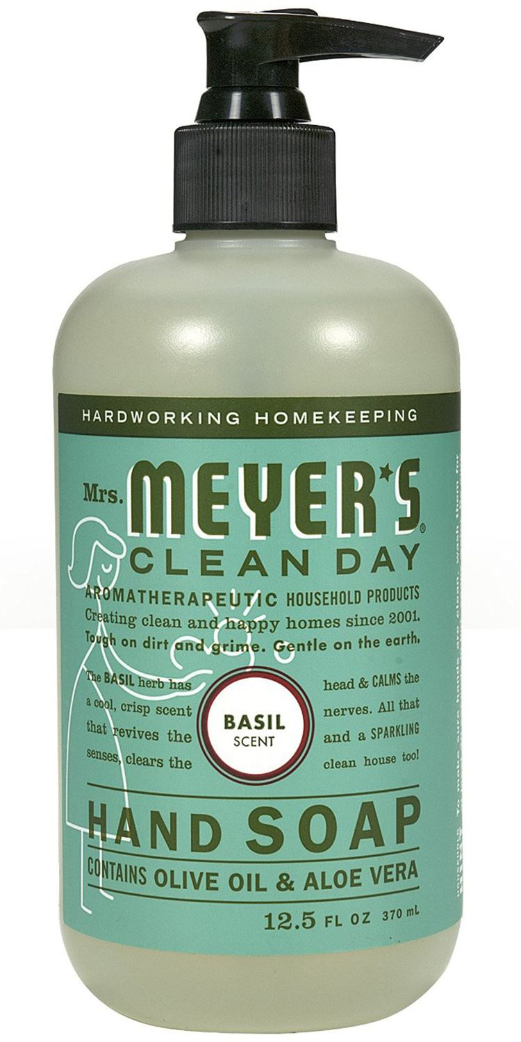Mrs. Meyer's Hand Soap, Basil