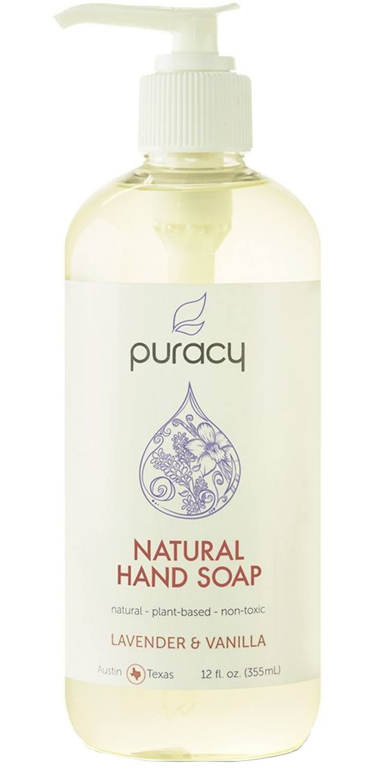 Puracy Sulfate Free Natural Liquid Hand Soap
