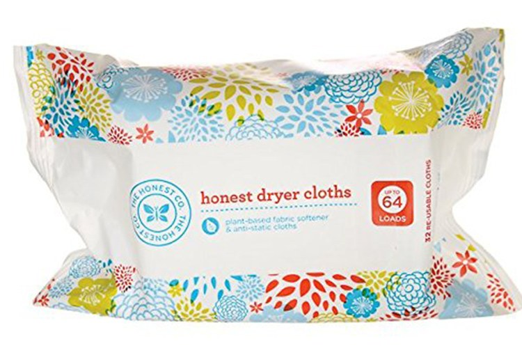 The Honest Company Honest Dryer Cloths