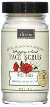Thesis All Natural Facial Scrub
