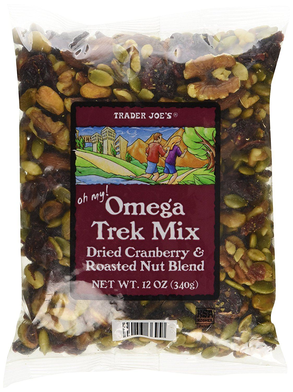 Trader Joe's Omega Trek Mix