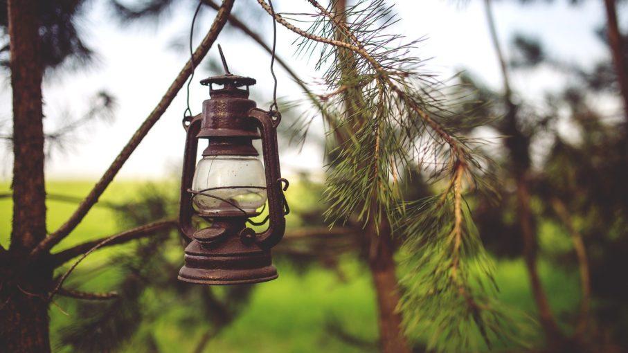 Koresene/Paraffin Wax Lamp