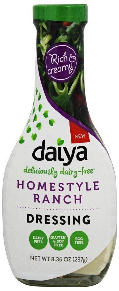 Daiya Vegan Salada Dressing Homestyle Ranch