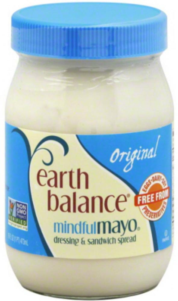 Earth Balance Original Mindful Mayo Dressing